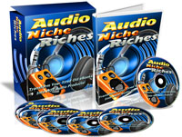 Audio Niche Riches Afiliates/Afiliados