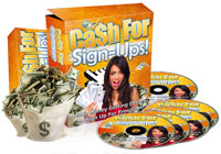 Cash For Sign-Ups Afiliates/Afiliados