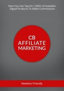 Making money from affiliate marketing Clickbank