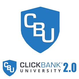 Logotipo de ClickBank University
