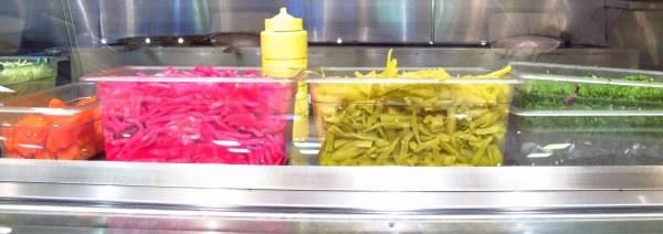 Toronto Eats: Paramount Fine Foods, Kiku Corner