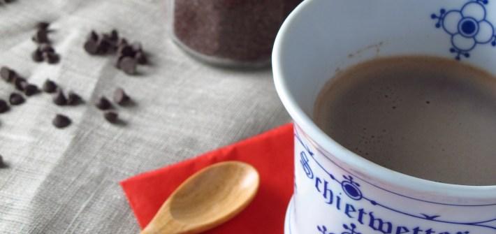DIY: Hot Chocolate Cocoa Mix, Kiku Corner