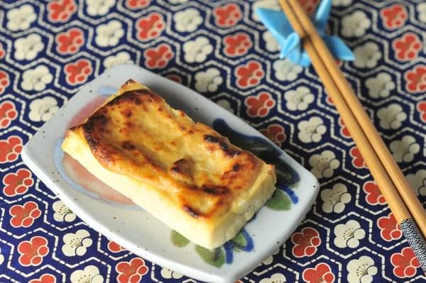Tofu Dengaku - Grilled Miso Tofu | Kiku Corner