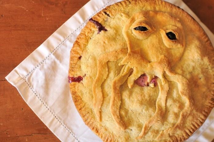 Cthulhu Bumbleberry Pie