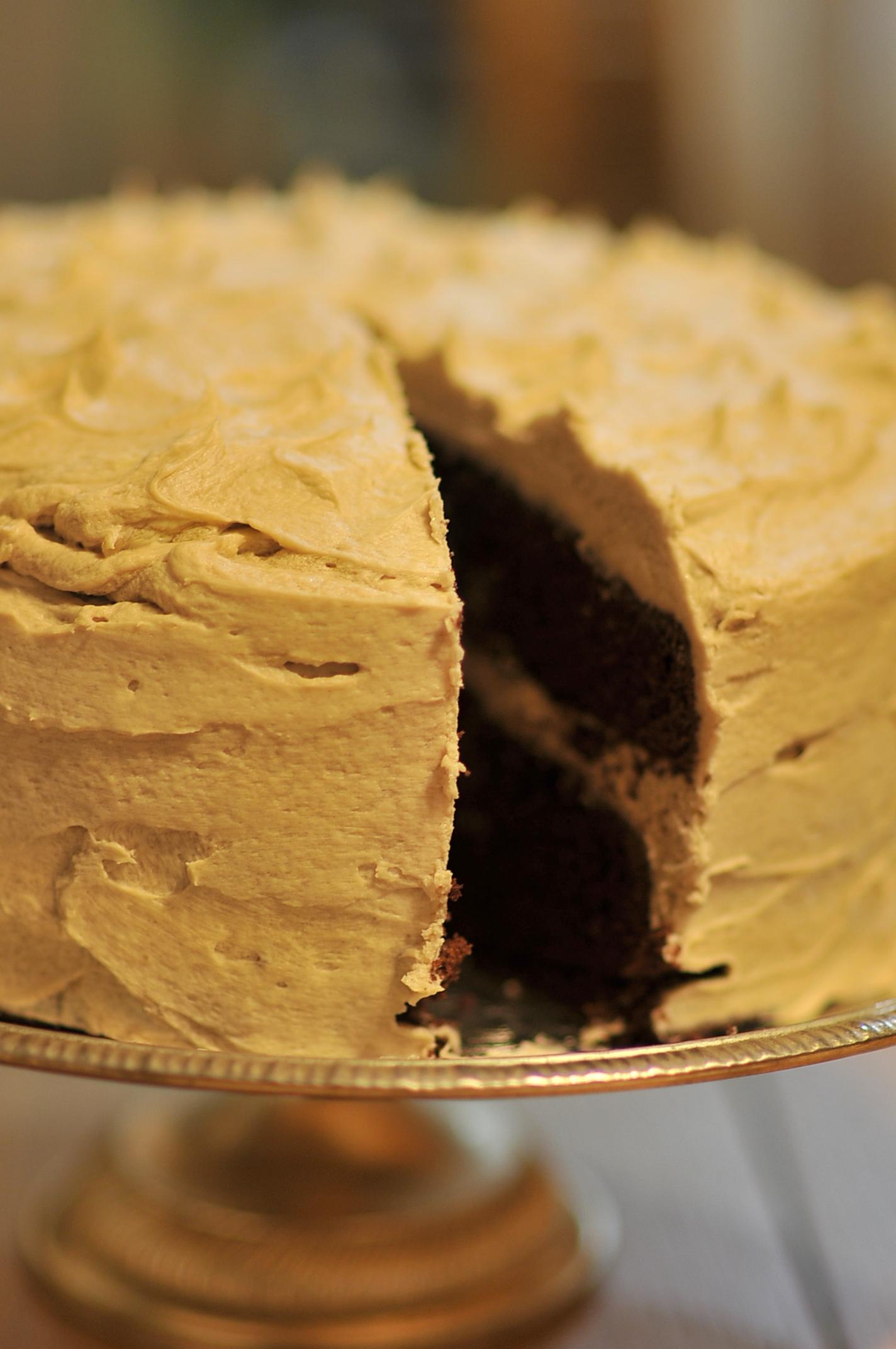 Six minute chocolate cake recipe
