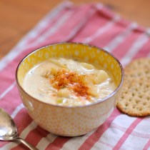 Thick'n'Creamy New England Clam Chowder