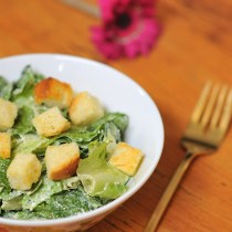 Easy Cheater's Caesar Salad Dressing