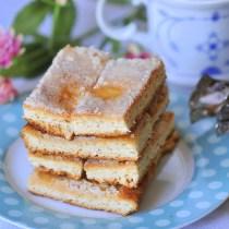 Oma's Butterküchen - German Butter Cake