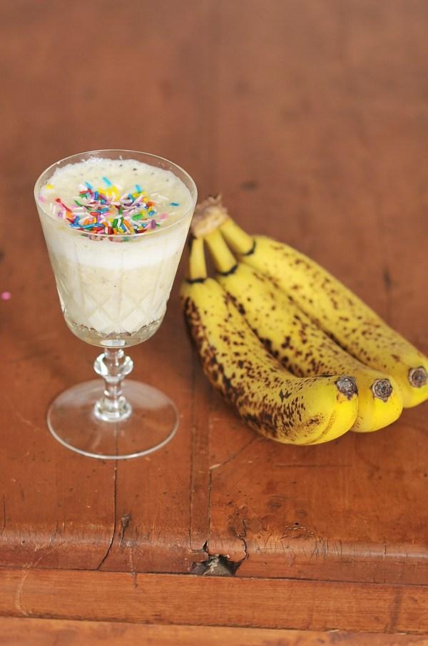Vanilla Banana Smoothie, Kiku Corner 4
