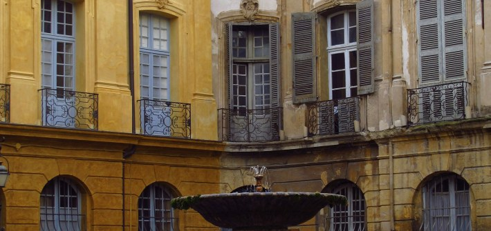 One Day in Aix-en-Provence