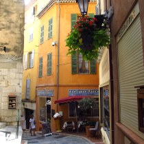 One Morning in Grasse