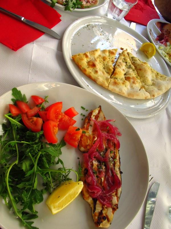 Cinque Terre Lunch in Riomaggiore