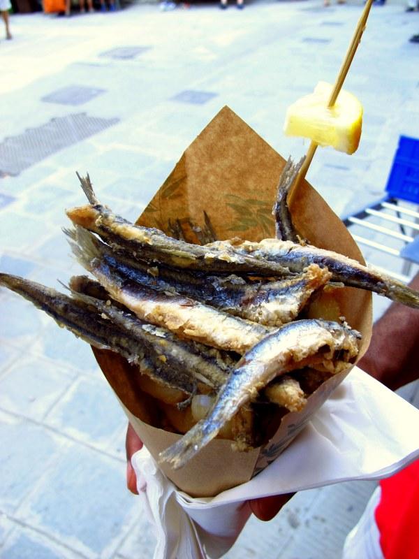 Cinque Terre: Dinner in Vernazza