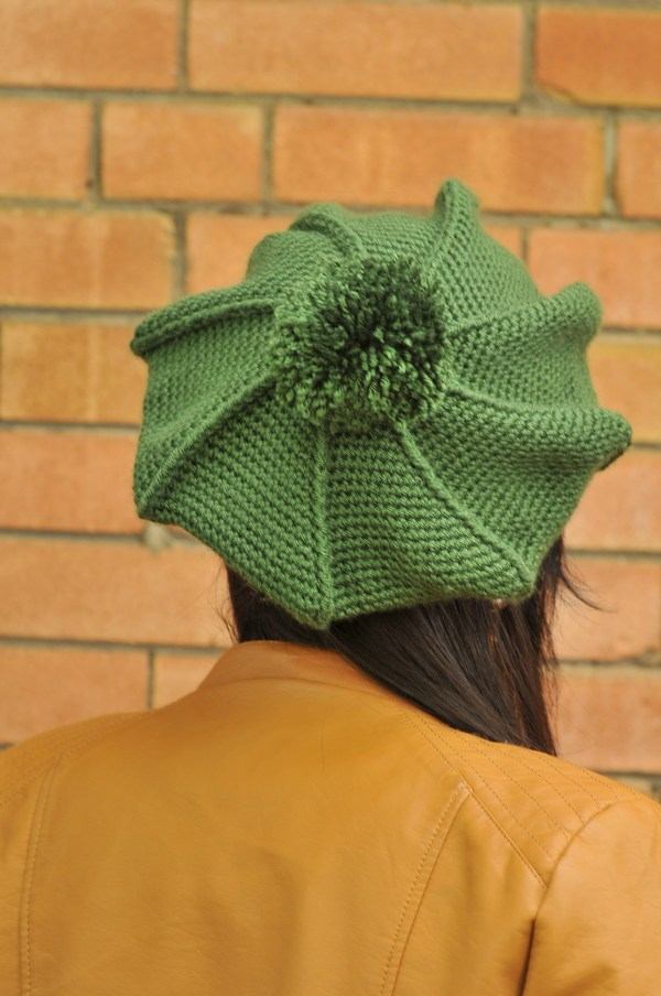 Crochet Tam O'Shanter and Free Pattern