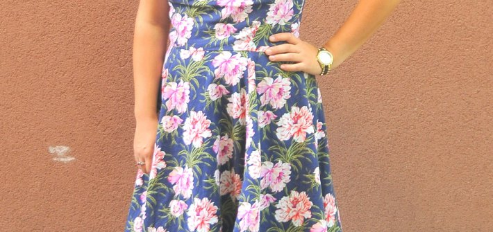 McCall's M7503 Princess Seamed Dress by Nicole Miller
