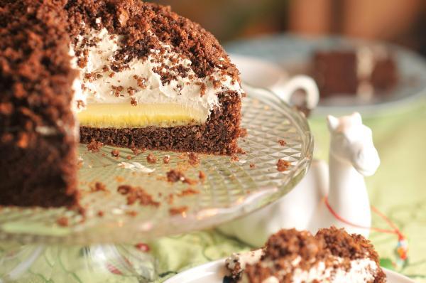 Maulwurftorte - German Molehill Cake