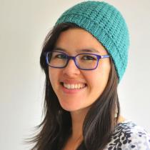 Crochet Kelpie Hat by Joanne Scrace