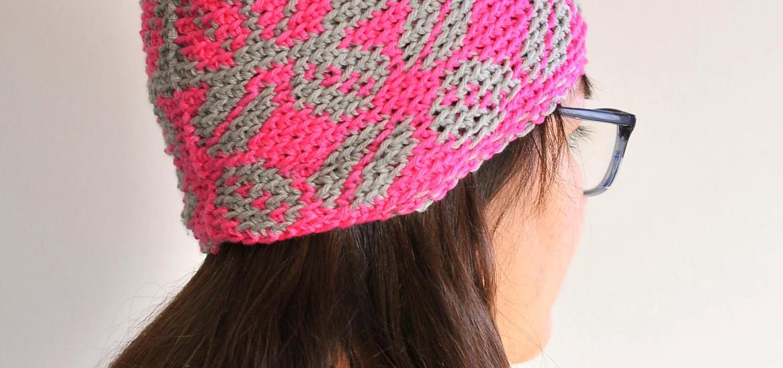 Diy Crochet Clover Hat By Kathy Merrick Kiku Corner