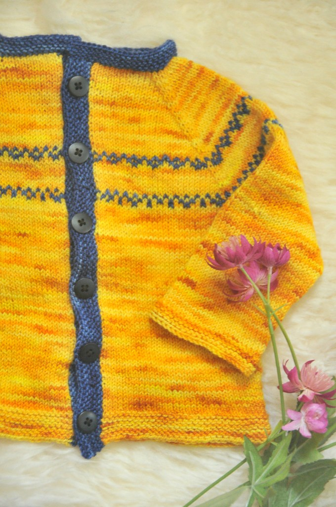 Remi Cardigan and Free Pattern by EweKnit Toronto