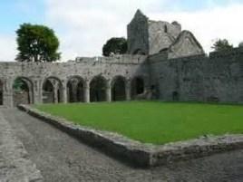 Kilmacrennan Abbey