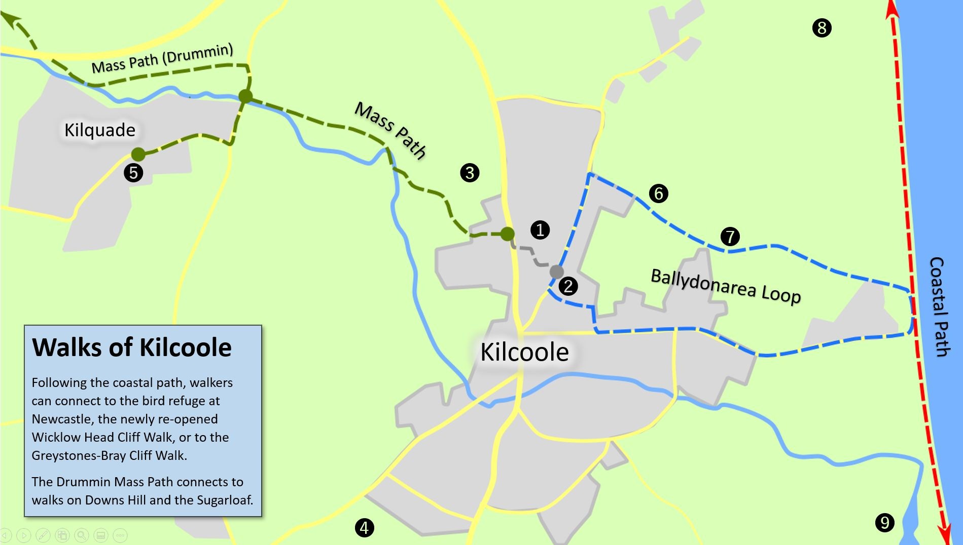 Kilcoole Holiday Rentals & Homes - County Wicklow - Airbnb