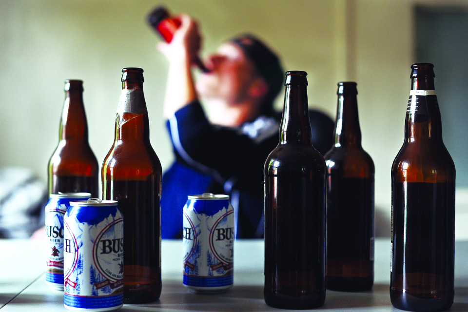 Aleksey panin sobre el alcoholismo
