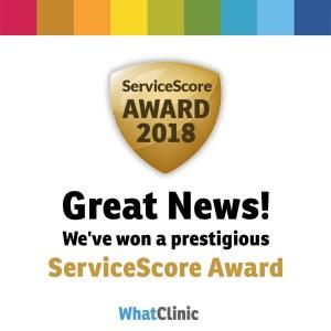 WhatClinic Award 18