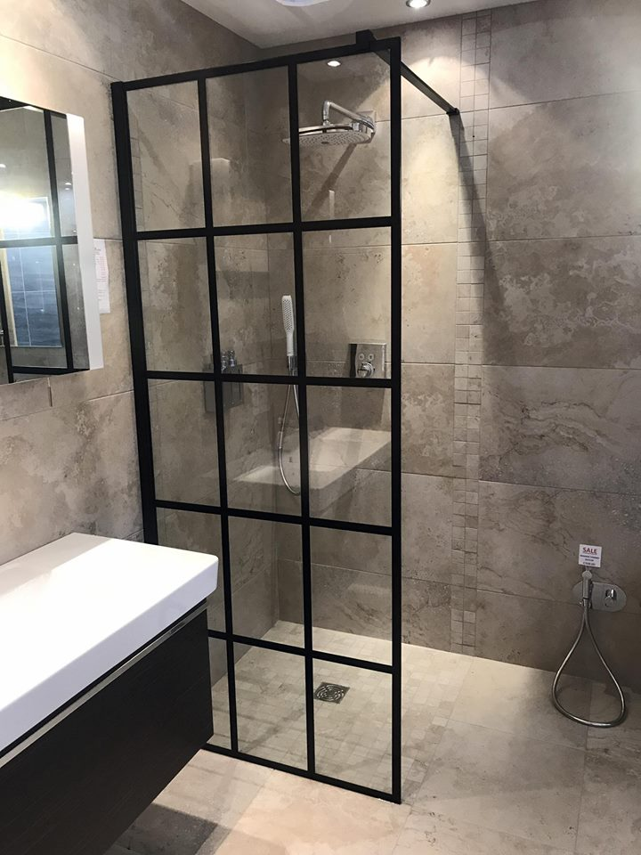 Shower Enclosures Northern Ireland  Kildress Plumbing