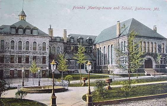 Baltimore Schools Older school buildings
