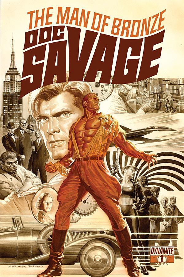 doc-savage