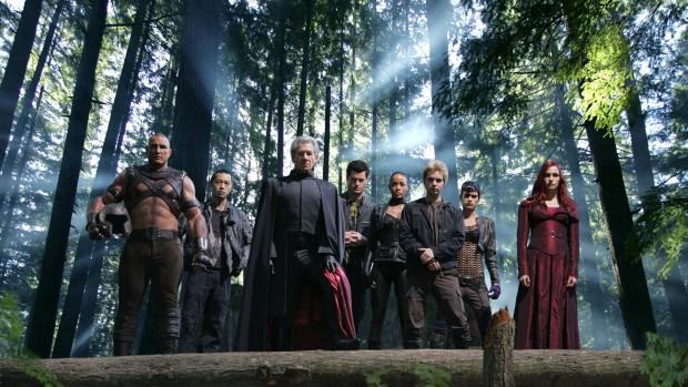 Into the Woods X-men