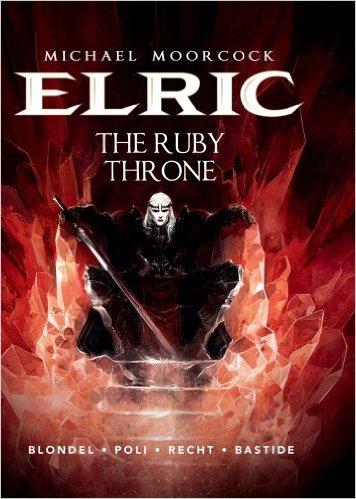Elric Ruby Throne