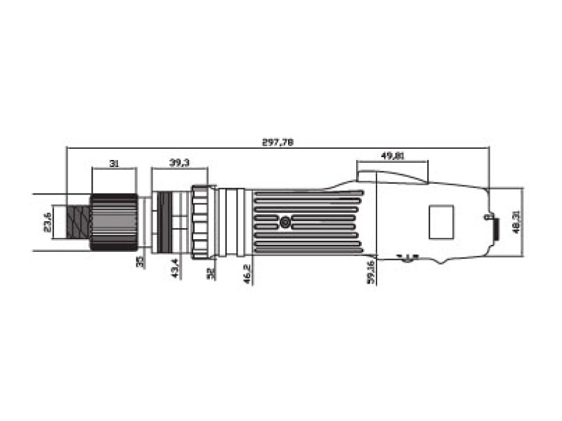 Brushless Power Torque DC-Type Automatic SKD-BN900 (SKD