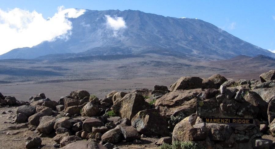 Kilimanjaro Climb, Rongai Route
