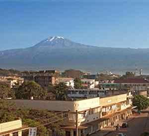 Moshi City, Kilimanjaro-Tanzania