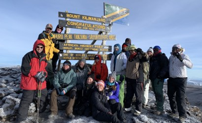 Kilimanjaro Expeditions Lemosho Route