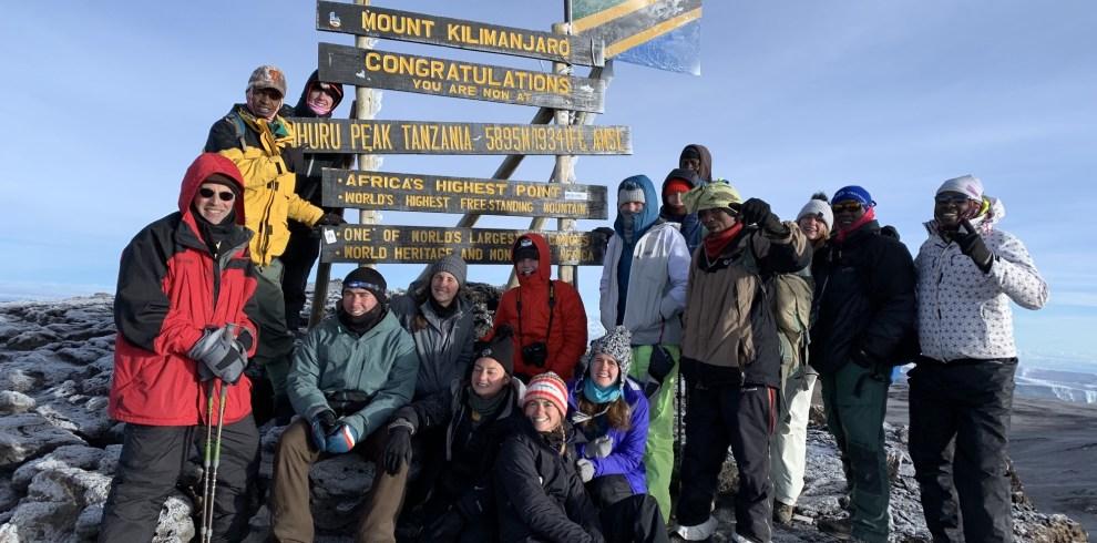 Kilimanjaro Expeditions Lemosho Route
