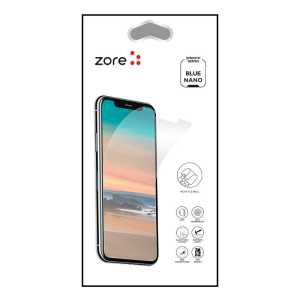 Alcatel 5 Zore Blue Nano Screen Protector Alcatel 5 ​​ZORE BLUE NANO TEMPERED SCREEN PROTECTORBUFF  VE CAM (TEMPERLİ) EKRAN KORUYUCU KARIŞIMI ;BLUE Kılıf Sepeti'nde Sadece 34.9 TL!