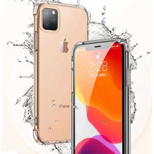 Apple iPhone 11 Pro Kılıf Zore Nitro Anti Shock Silikon Apple iPhone 11 Pro