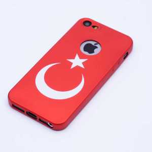 Apple iPhone 5 Kılıf Zore Bayrak Silikon iPhone 5 ​​​​​​​​​​​​​ÜRÜN AÇIKLAMASI-Silikon TPU malzemeden üretilmiştir.Ultra Kılıf Sepeti'nde Sadece 24.9 TL!