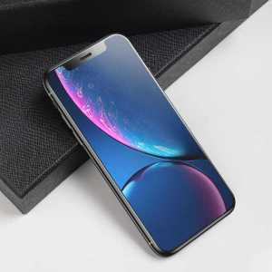 Apple iPhone XR 6.1 Baseus 0.3mm Full-Screen Curved Frosted Tempered Glass iPhone XR 6.1