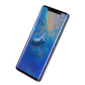 Huawei Mate 20 Pro Baseus 0.15 mm Full-Screen Curved Anti-Blue Light Anti-Explosion Soft Screen Protector  Huawei Mate 20 Pro