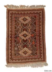 K0003661 Brown Pakistani Carpet