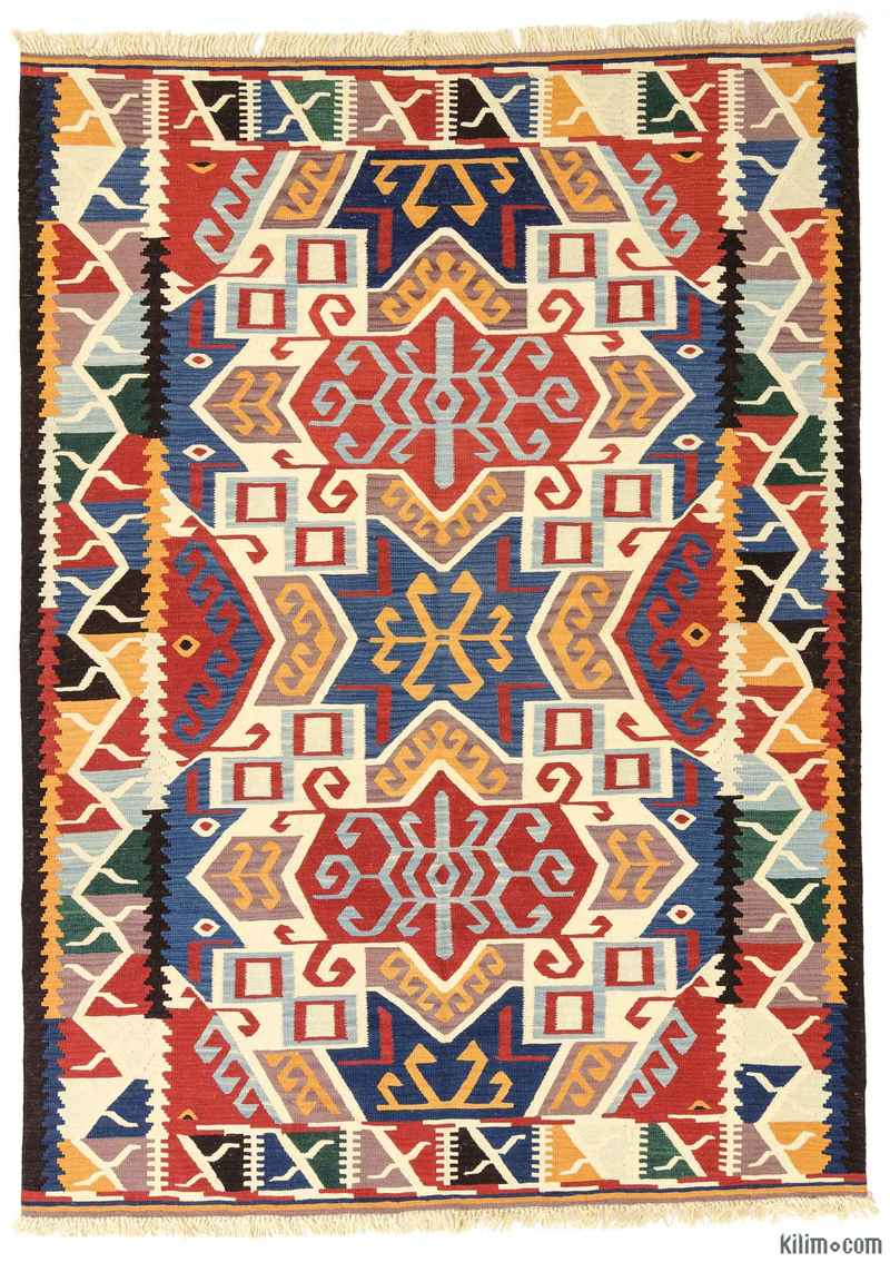 K0012303 New Turkish Kilim Rug
