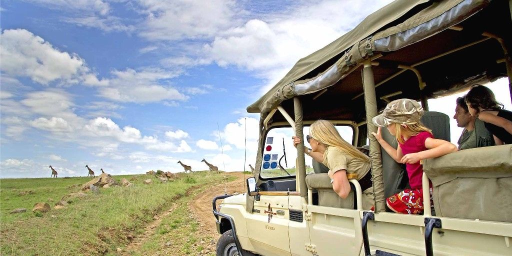 4 DAYS TANZANIA FAMILY TENTED CAMPS SAFARI