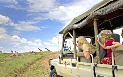 4 DAYS  FAMILY SAFARI HOLIDAYS IN TANZANIA