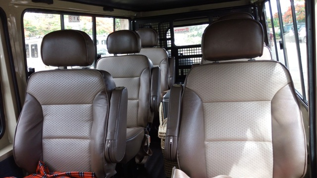 KILIPEAK ADVENTURE 4X4 SAFARI EXTENDED VEHICLES