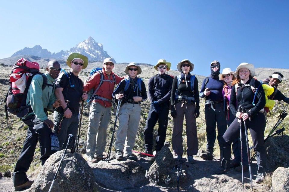 7 Days Kilimanjaro Machame Route Group Join Climb