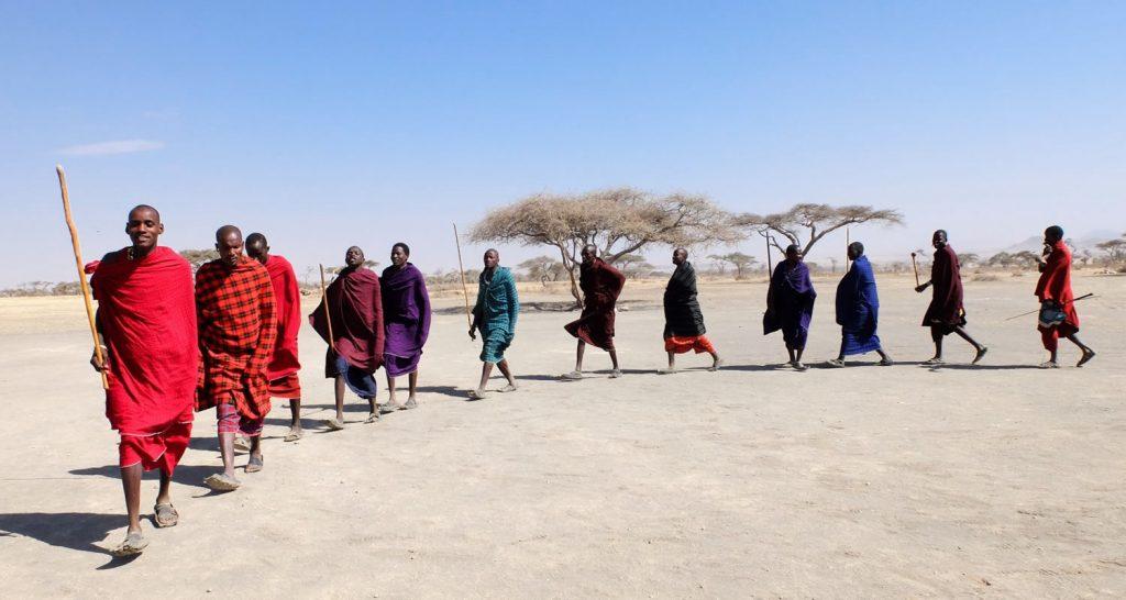 7 Days Tanzania Walking Tour To Ngorongoro & Lake Natron