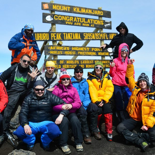 KILIMANJARO GROUP JOINING FROM AUG TO DEC 2019KILIMANJARO GROUP JOINING FROM AUG TO DEC 2019